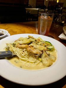 Italian pasta chicken lake tahoe